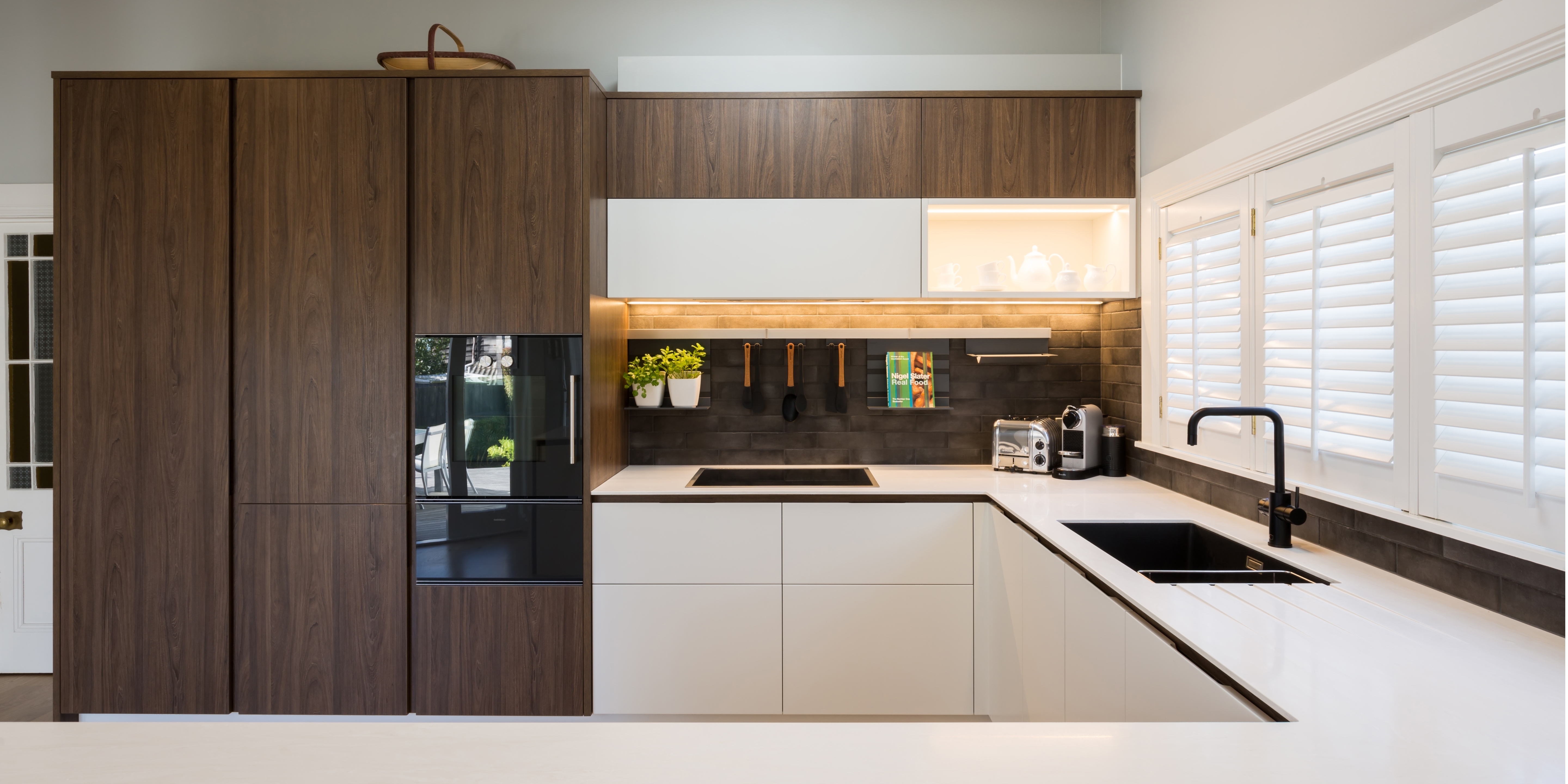 Royale Kitchens Tasman Elm